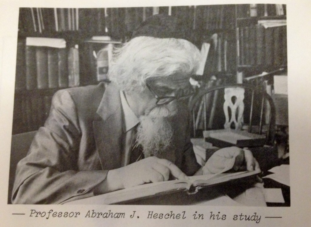 Rabbi Abraham Joshua Heschel Quotes on Shabbat Candles