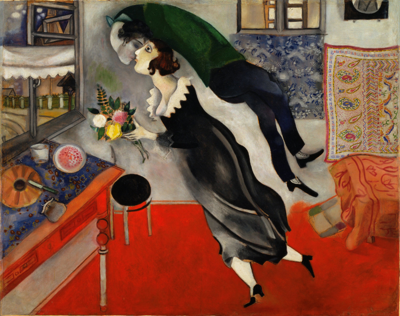 "Bella Chagall's ""Burning Lights:"" A Recollection"