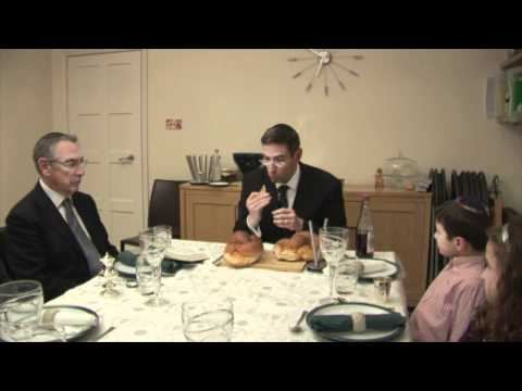 Rabbi Jonathan Sacks: How To Make Hamotzi