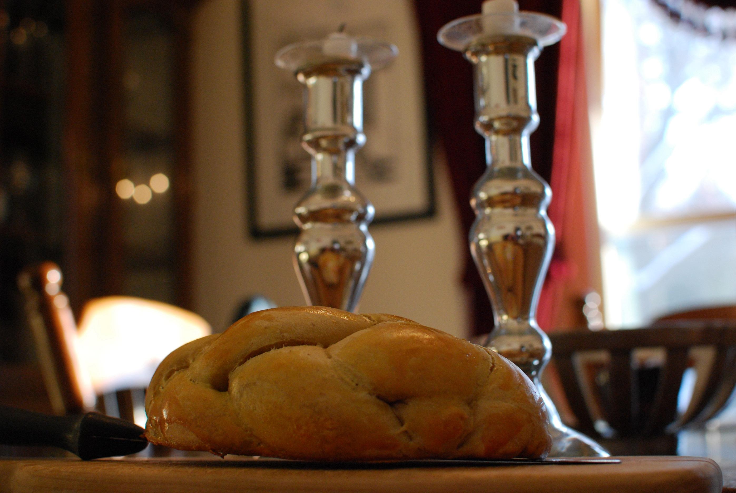 Shabbat Home Ritual: Challah