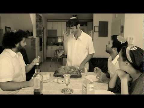 """לא על הלחם לבדו – מערכון """"אנדרדוס"""""""
