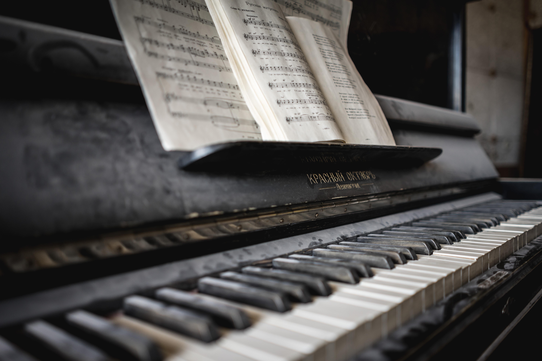 מנגינת ברכת המזון בפסנתר (נוסח אשכנזי-אמריקאי)