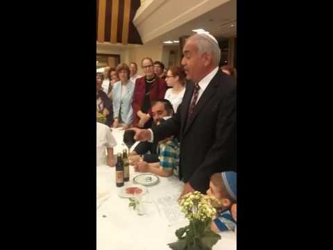 הבדלה בנוסח ירושלמי (וידאו וטקסט)
