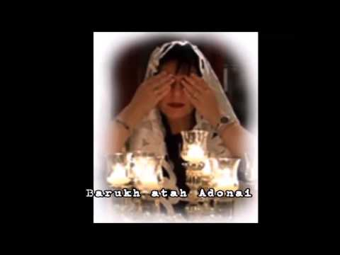 ברכת הדלקת נרות שבת בלחן אברהם בינדר (קול וטקסט)