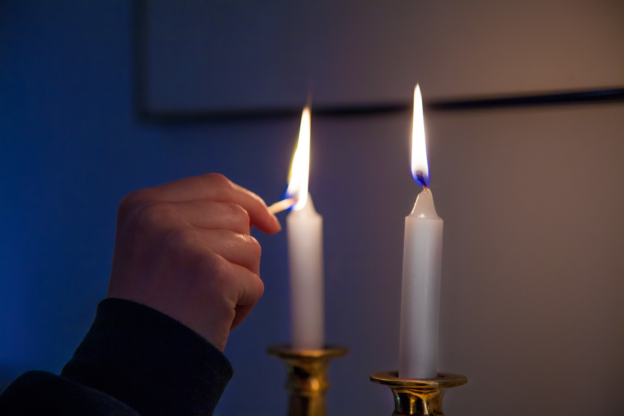 "A ""Tkhine"" for Lighting Candles on Shavuot"