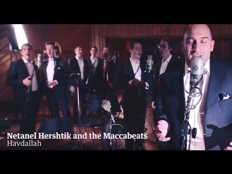 The Maccabeats & Netanel Hershtik Make Havdalah