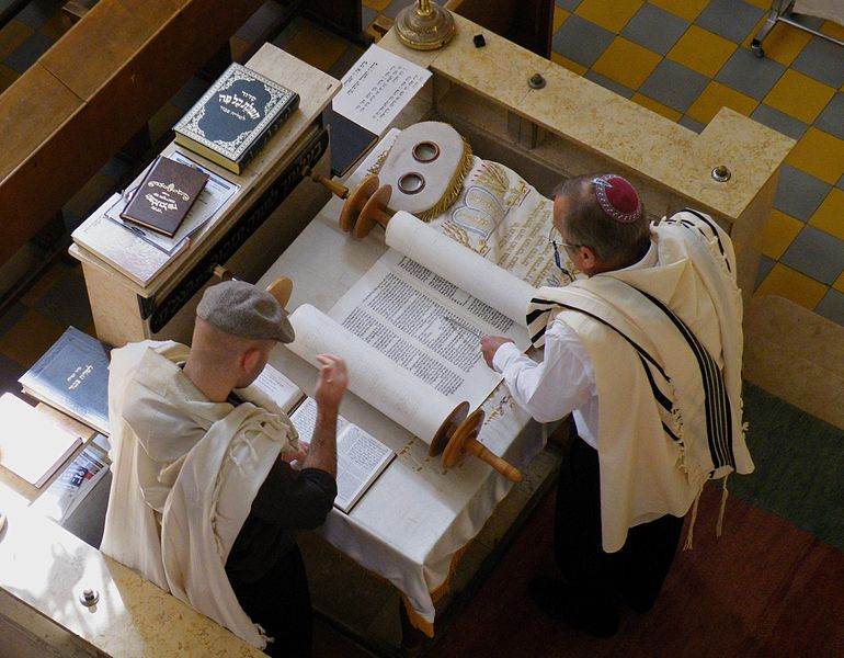 Aliyah 101: What You Should Know Before Being Called to the Torah