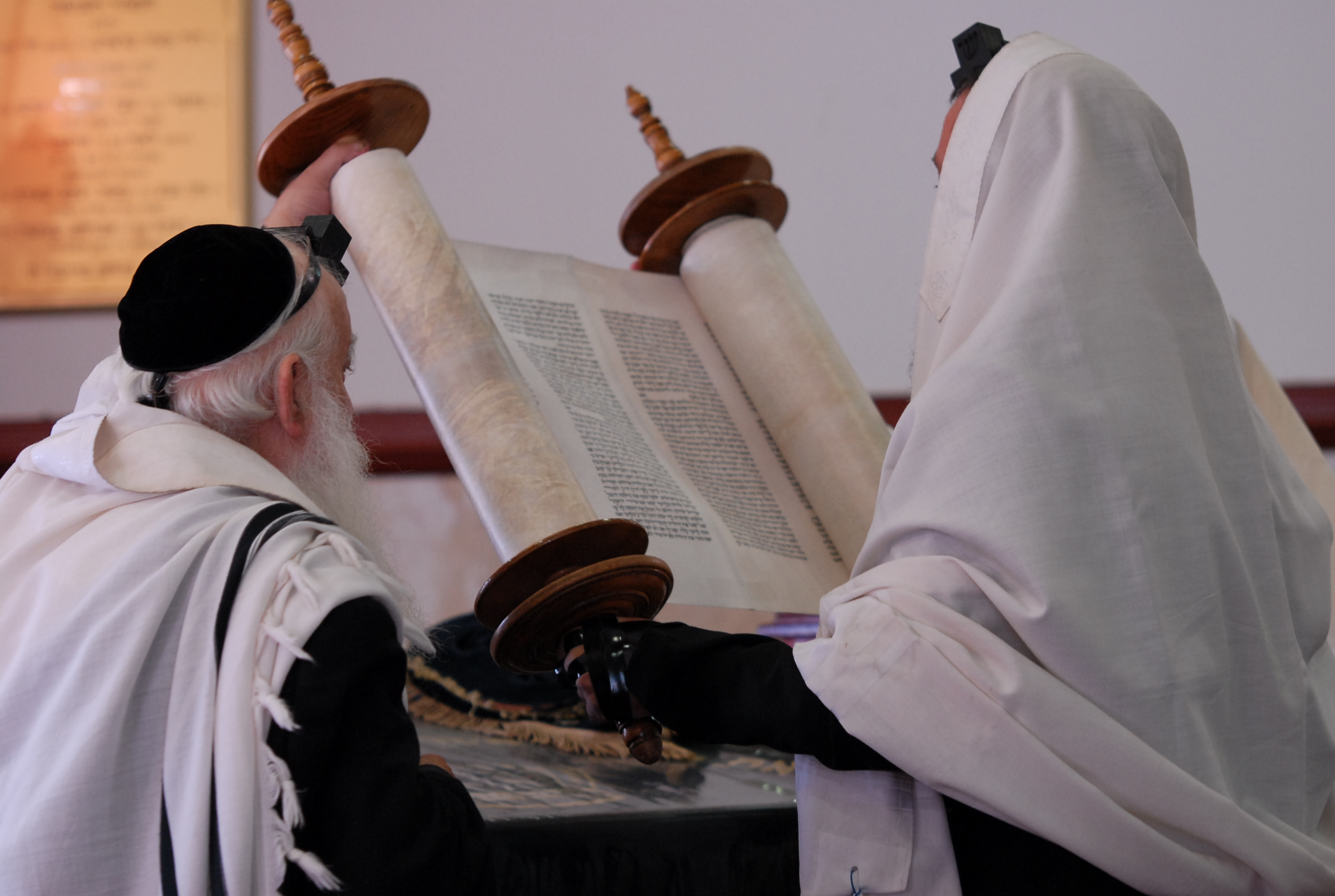 A Detailed Lecture About the Torah Reading Service & Aliyot