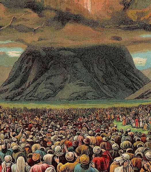 מתן תורה- מדרש מתוך ספר ההגדה בצירוף פרשנות עדכנית