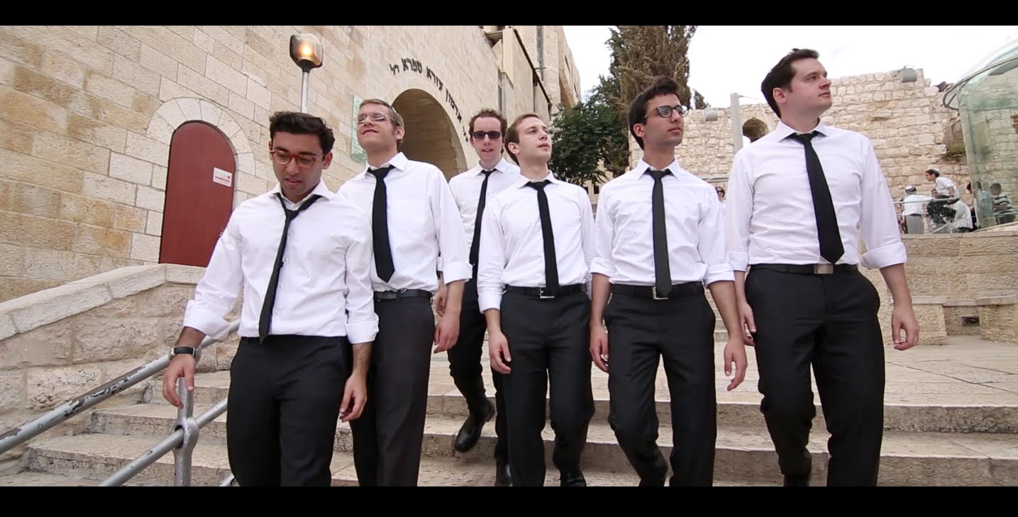 The Maccabeats: Home (Medley)