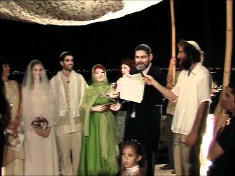 טקס חתונה קונסרבטיבי (מסורתי)- הרב אהוד בנדל