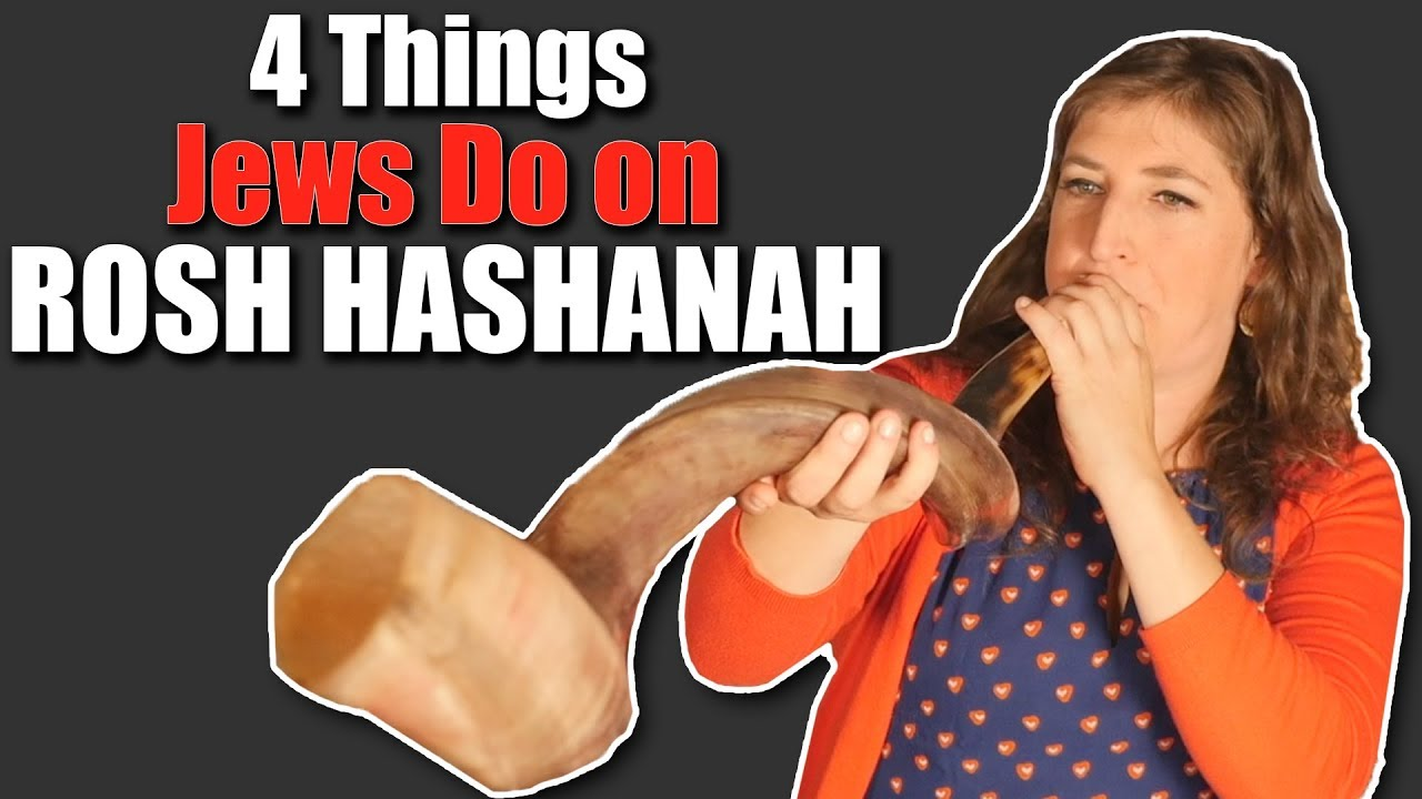Mayim Bialik: 4 Things Jews Do on Rosh Hashanah