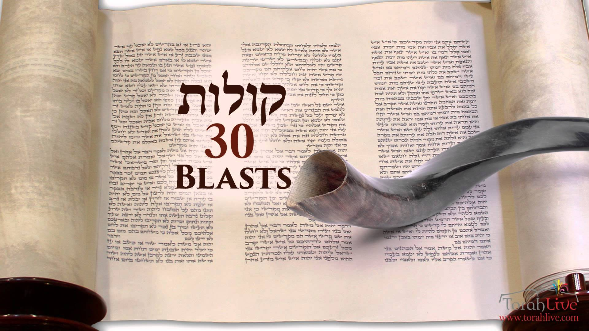 A Technical Explanation of the Shofar Blasts