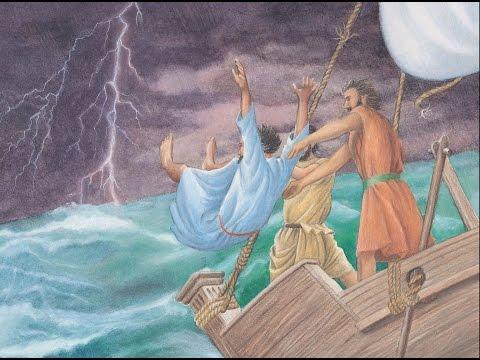 סיפור יונה הנביא והעיר נינווה- סרטון מצויר