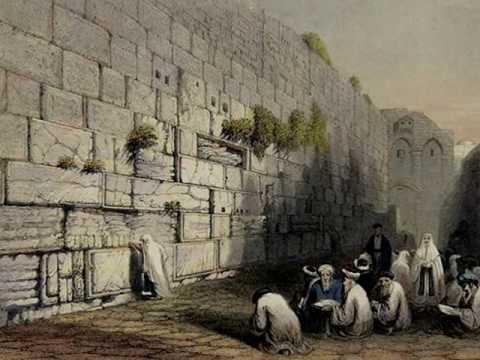 Yossi Gamzu: The Kotel (The Western Wall)