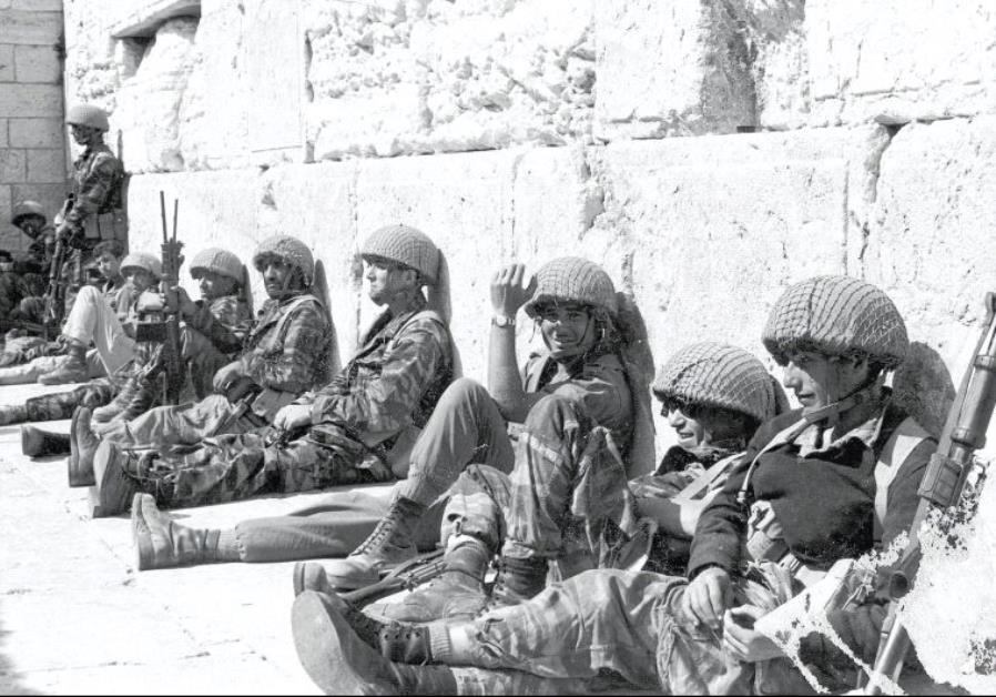 Quotes from Israeli Leaders Upon the Liberation of the Western Wall in 1967