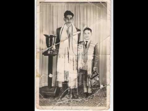 'אלוהים חי'- פיוט לבר מצווה בנוסח מרוקאי
