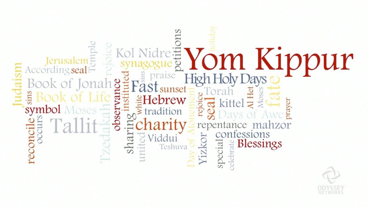 Yom Kippur: Becoming the Artists of Our Own Lives
