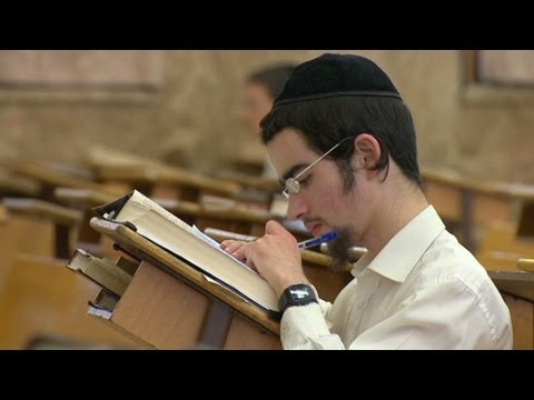 CNN Segment on Ultra-Orthodox Army Draft in Israel