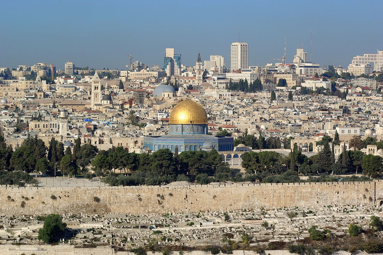 The Israeli-Palestinian Conflict: One Land, Two Narratives