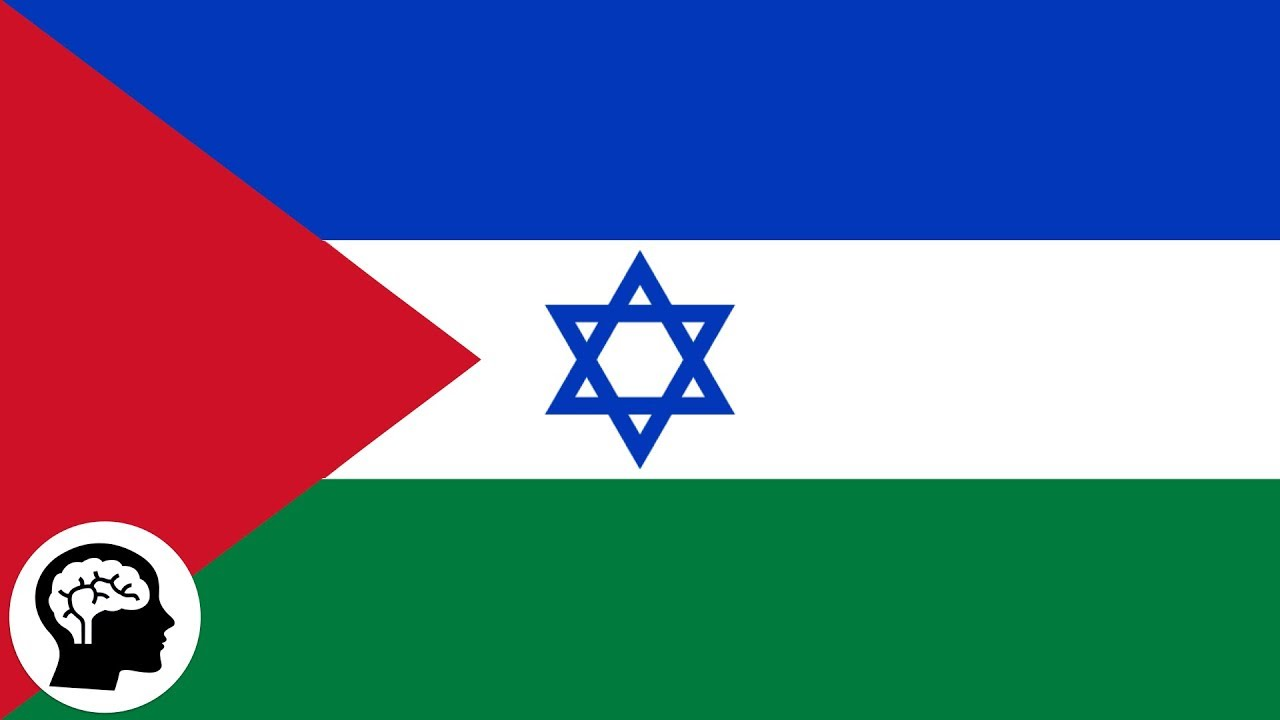 What if Israel-Palestine Became a United Federation?