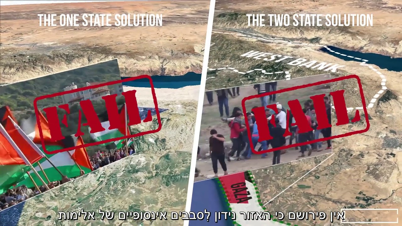 The New State Solution: A Conflict Ending Alternative