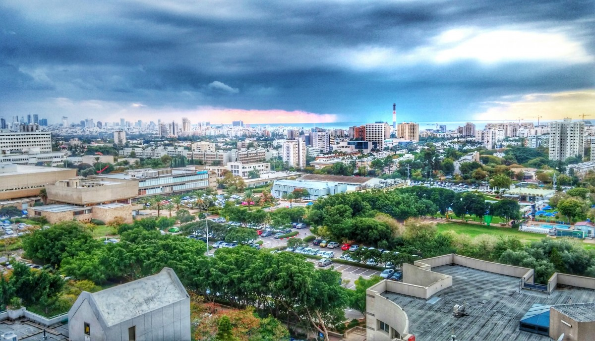 תל אביב יפו – סקירה כללית