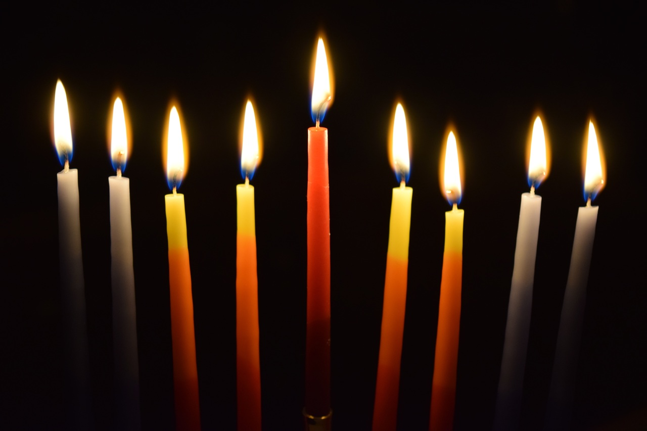 A New Light: Hanukkah Prayer