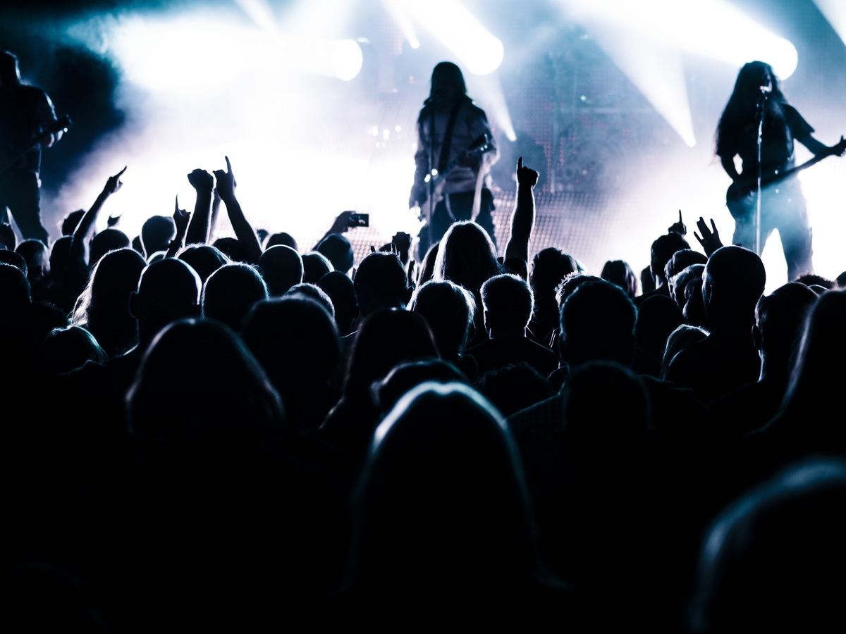 Israeli Rock Music's Spiritual New Sound