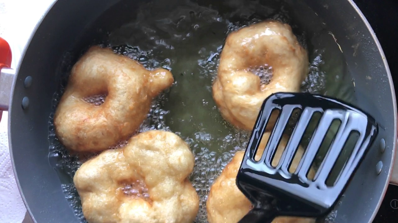 How to make Moroccan Sfenj Donuts