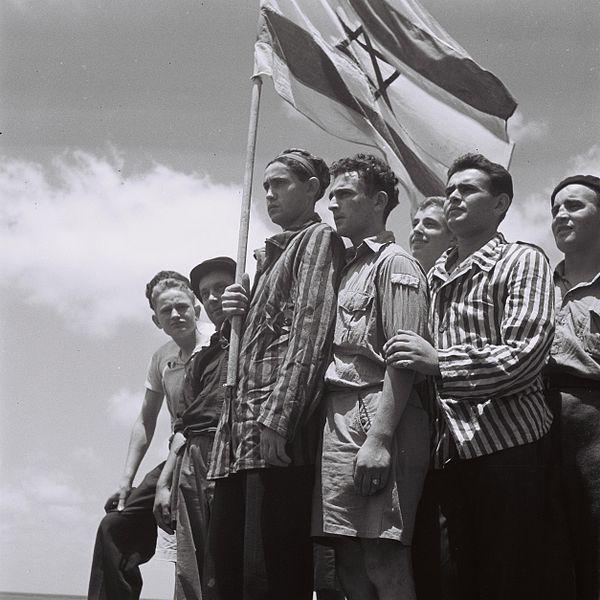 תפקידם של ניצולי השואה במלחמת העצמאות