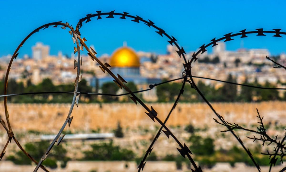 """חלוקתה של ירושלים בתש""""ח והסיבות לנפילתו של הרובע היהודי"""