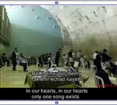 Lach Yerushalayim: An Israeli Folk Song