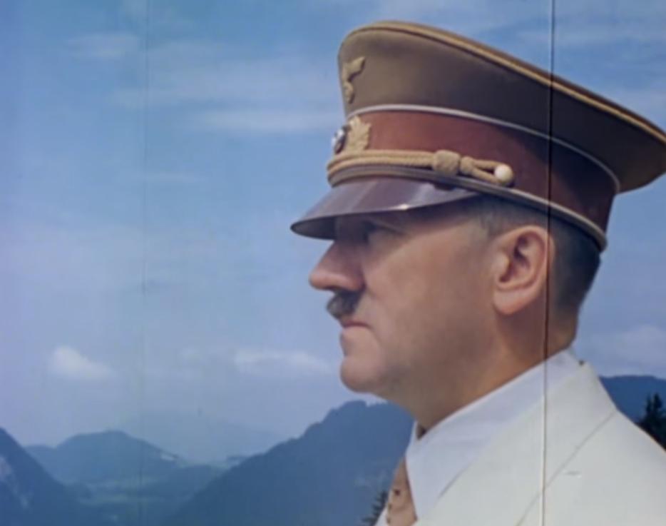 המשרתת של היטלר מדברת
