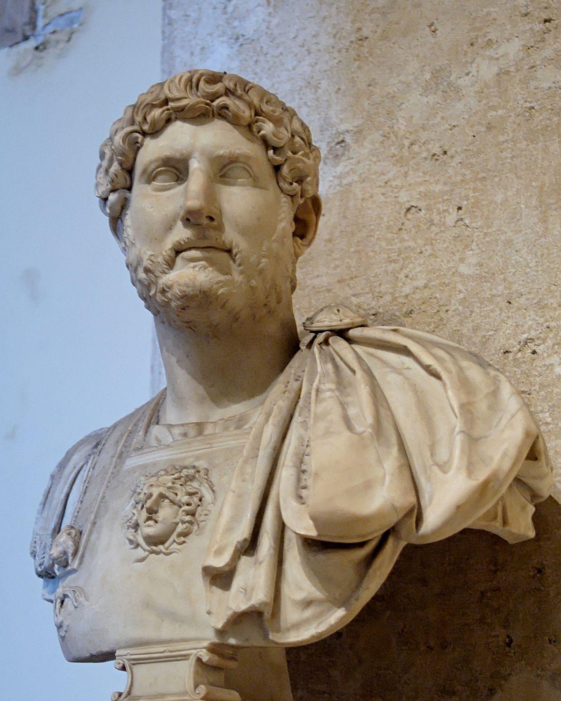 איפה אתה אדריאנוס קיסר?