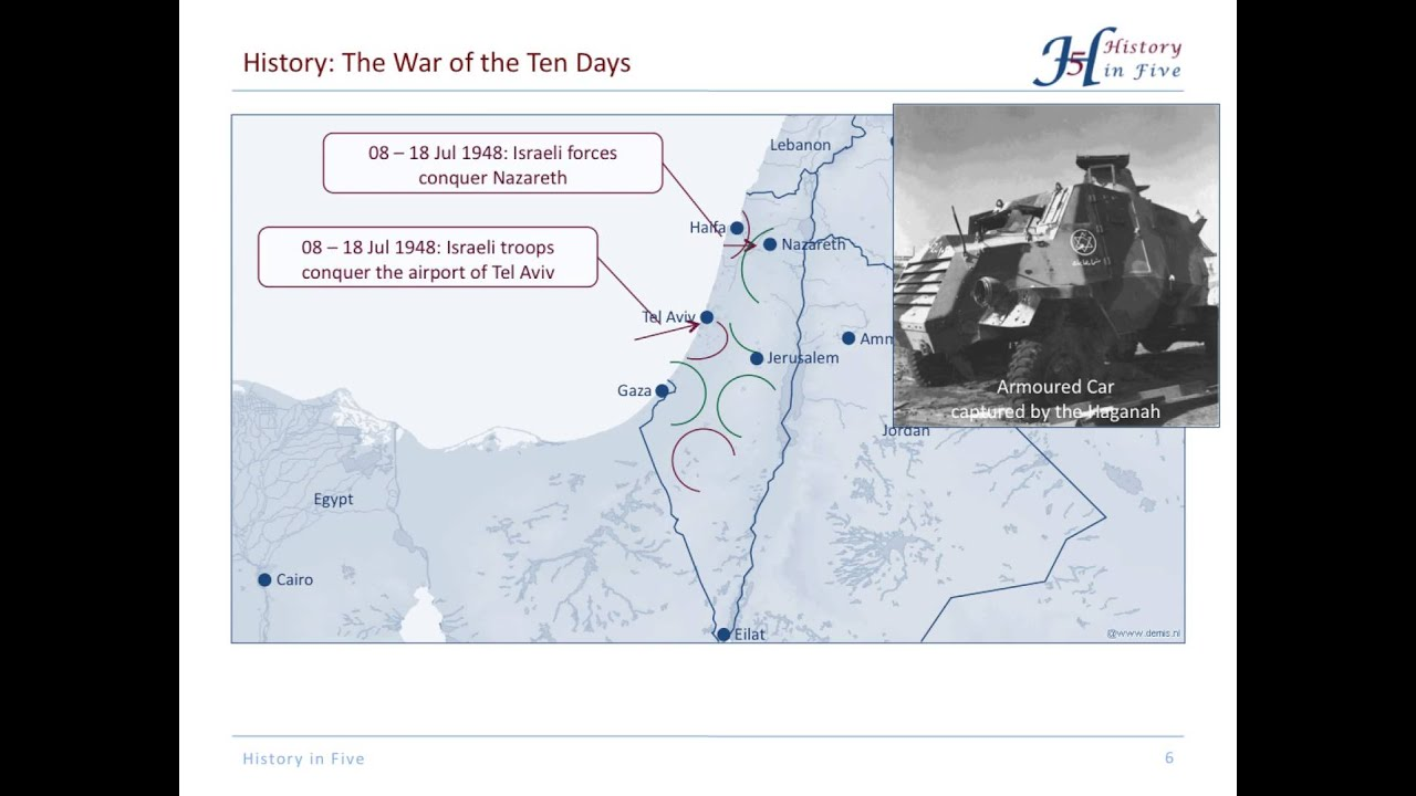 History in Five: The War of Independence