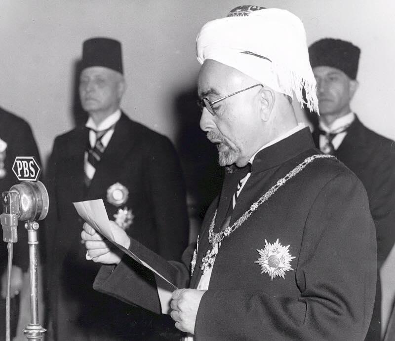 King Abdullah I of Jordan: As the Arabs See the Jews (1947)