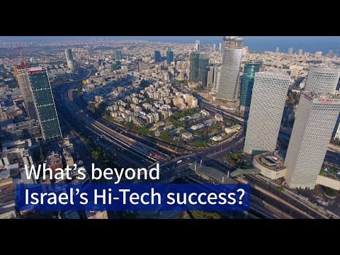Community Collaboration: The Secret of Israel's Hi-Tech Success