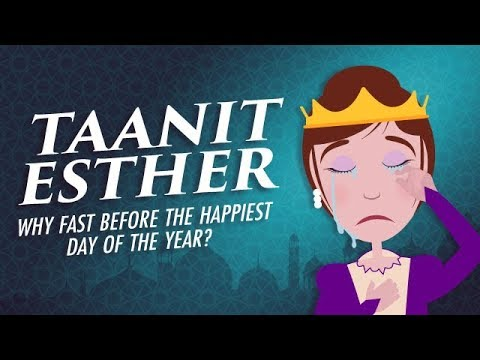 The Significance of the Fast of Esther