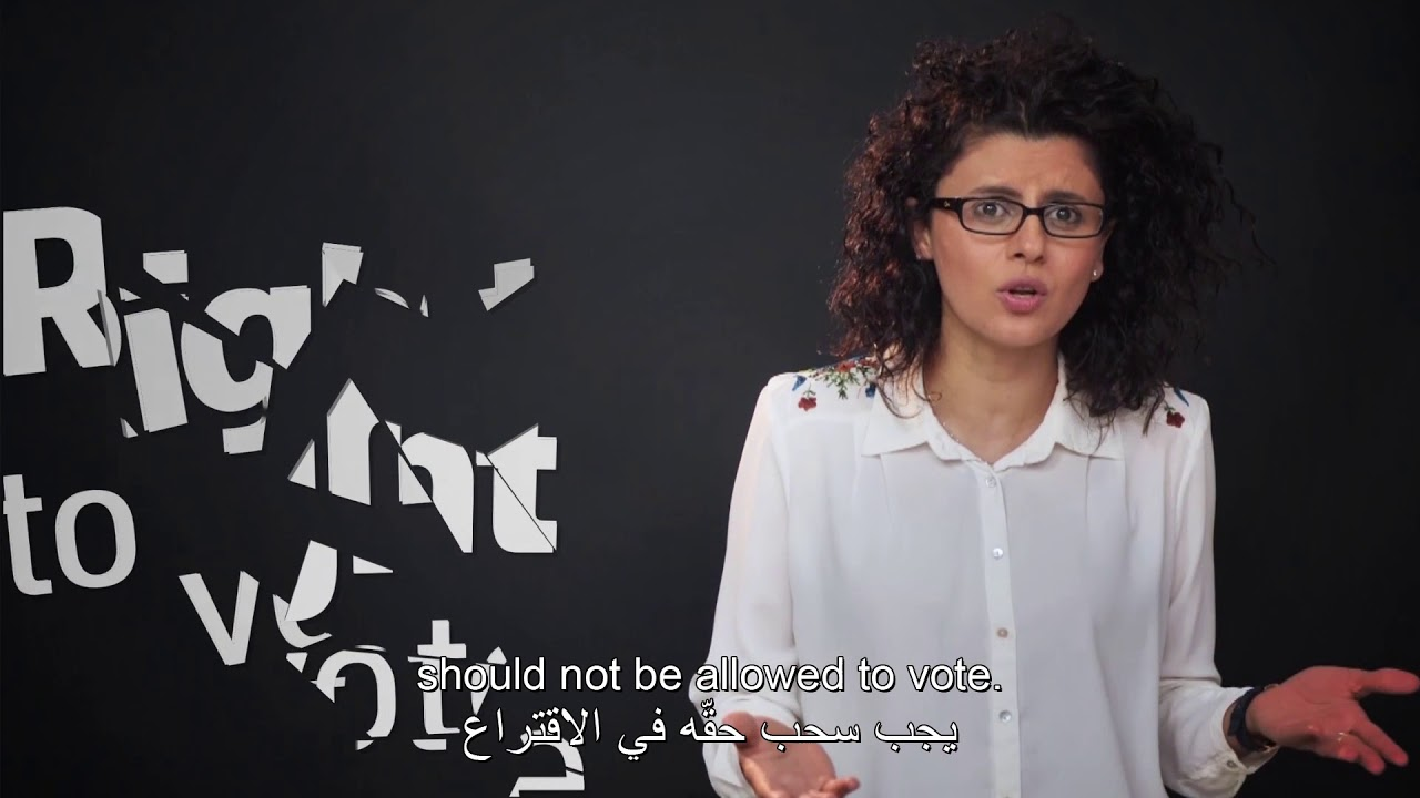 What Jews & Arabs Think of the Role of Arabs in Israeli Society