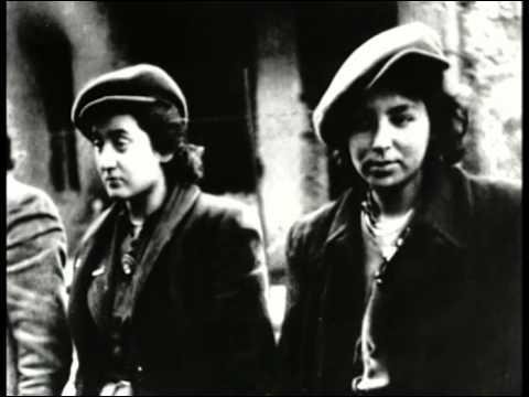 Mordechai Anielewicz and The Warsaw Ghetto Uprising