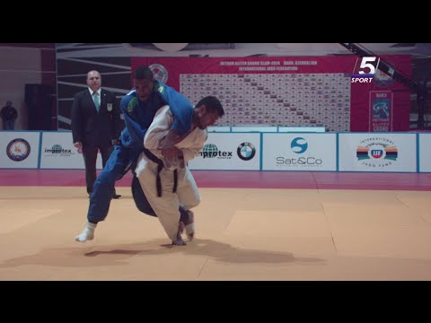 Sagi Muki: Israeli Judo Champion Proudly Represents Israel