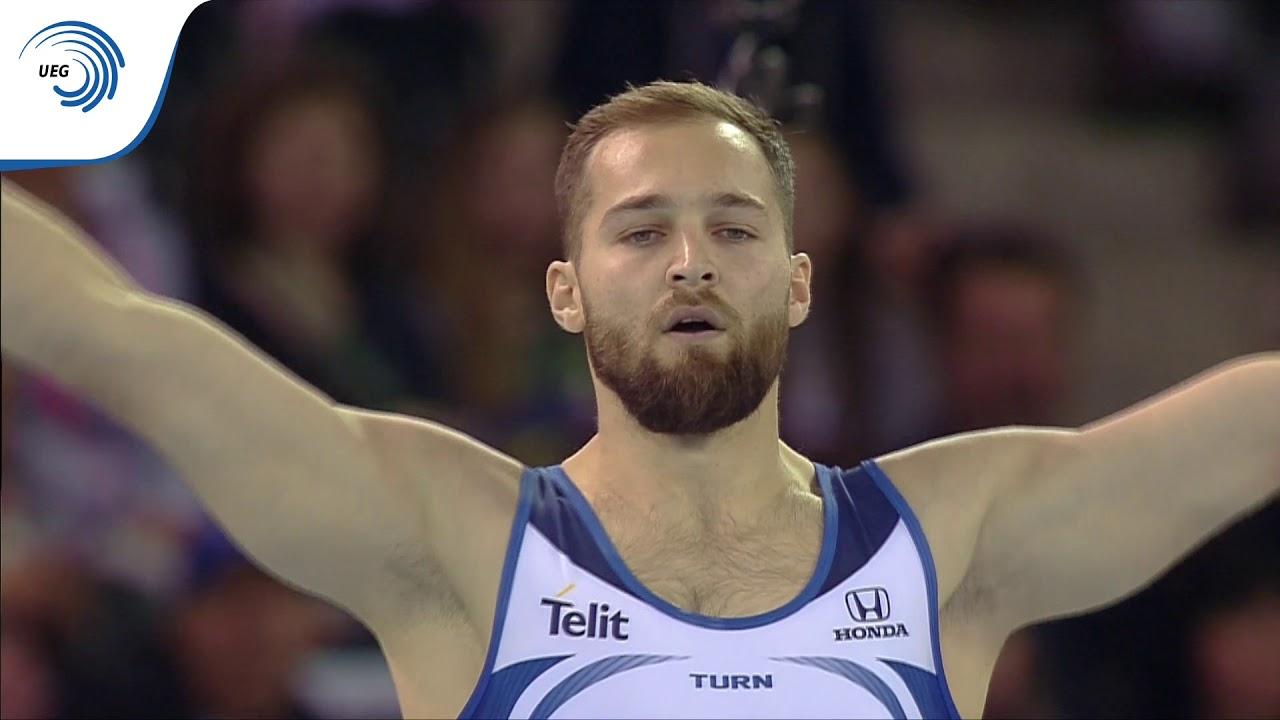 Alex Shatilov: Israeli Artistic Gymnastics Champion