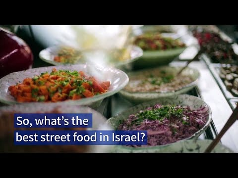 What Is the Most Popular Street Food in Israel?