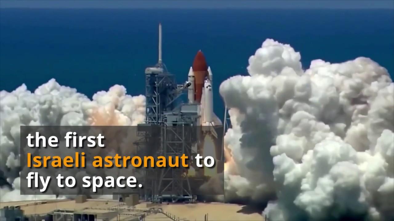 Remembering Israel's First Astronaut: Ilan Ramon