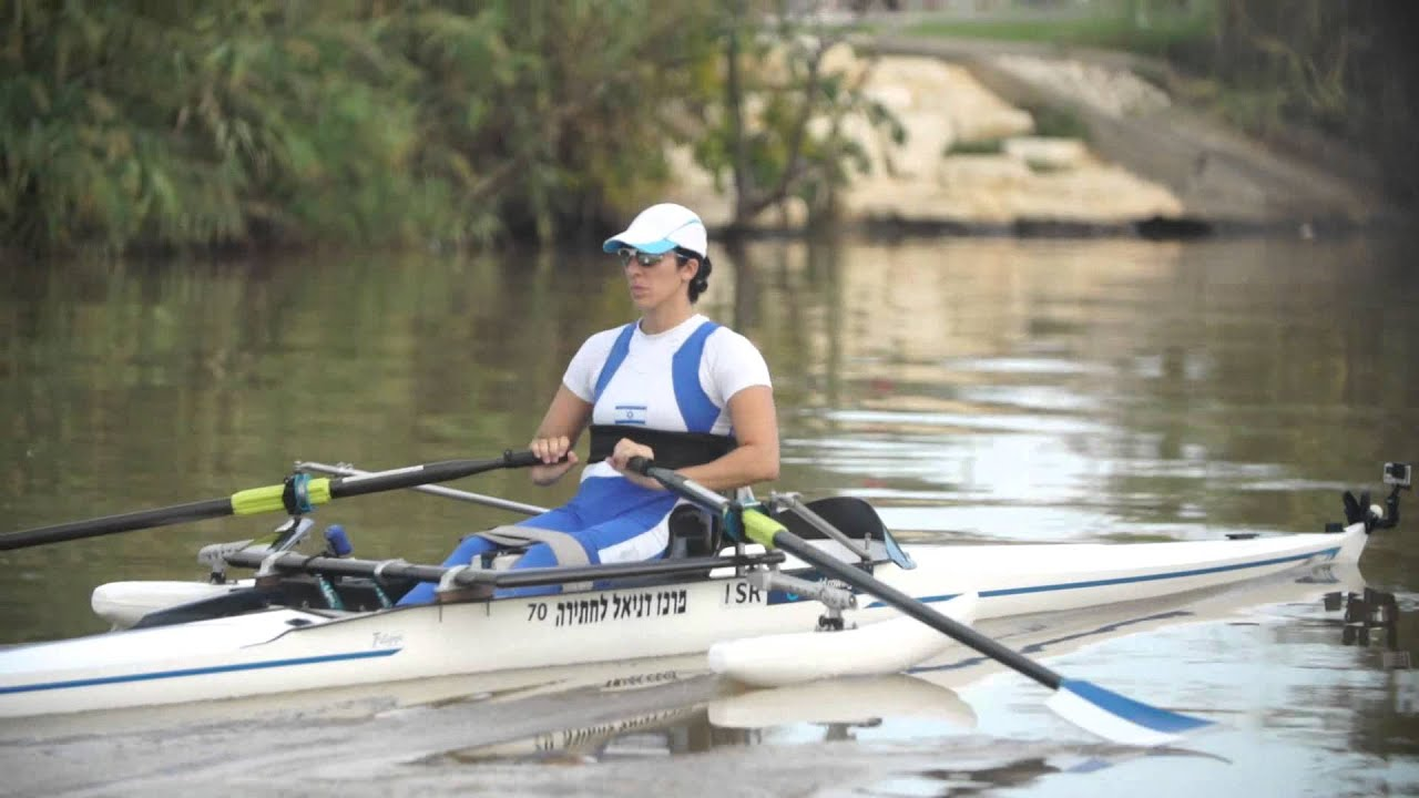Moran Samuel: Israeli Para Athlete and Rowing Champion