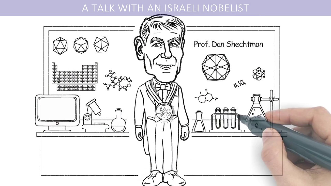 A talk with Dan Shechtman