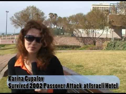 Survivors of the Passover Terror Attack Reflect
