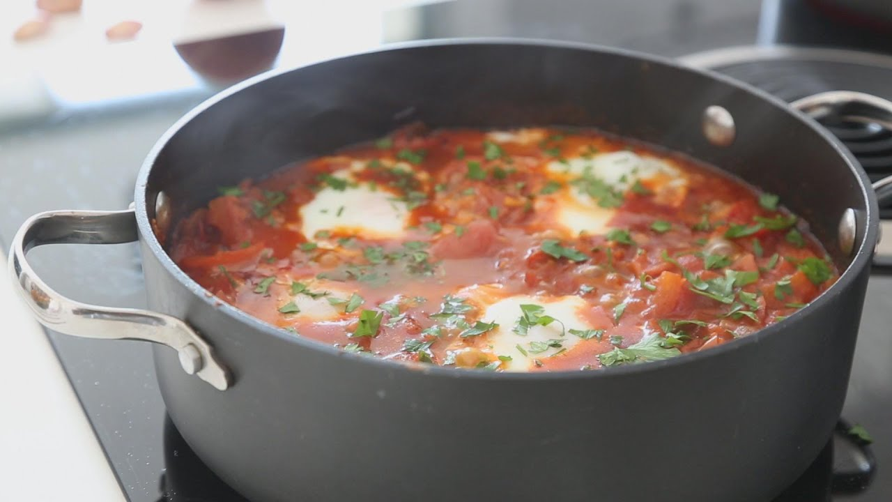 How to make Shakshuka–easier than it seems