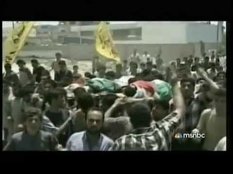 Major Suicide Bombing Attacks During the Second Intifada